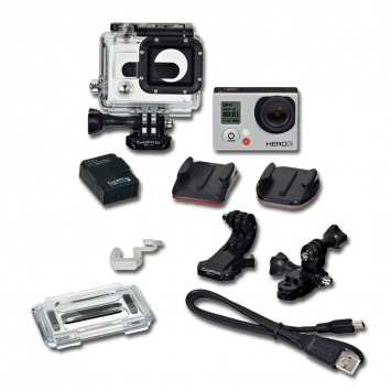 GoPro Hero 3 Silver Edition 2