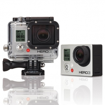GoPro Hero 3 Silver Edition 1