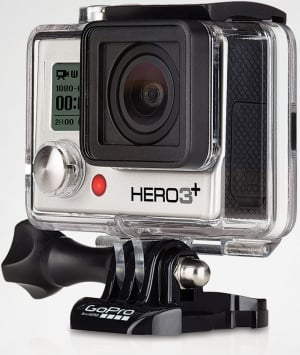 GoPro Hero3+ Silver Edition 1