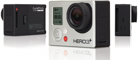 GoPro Hero3+ Silver Edition 2