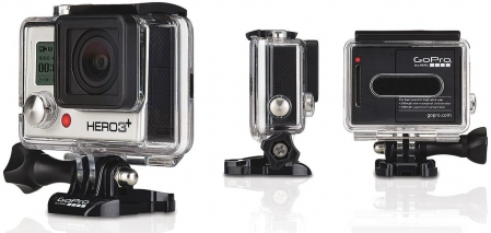 GoPro Hero3+ Silver Edition 3
