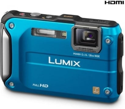 Panasonic Lumix DMC-FT3 (TS3) 5