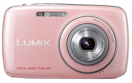 Panasonic Lumix DMC-S3 4
