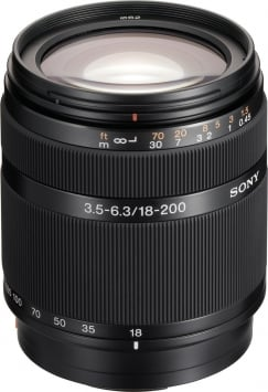 Sony SAL-18200 18-200 mm f/3.5-6.3 DT 2
