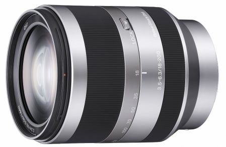 Sony SAL-18200 18-200 mm f/3.5-6.3 DT 3