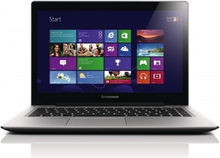 Lenovo IdeaPad U330 Touch 6