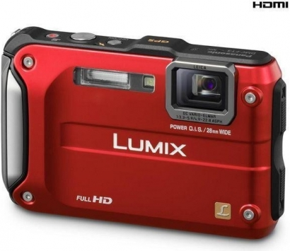 Panasonic Lumix DMC-FT3 (TS3) 2