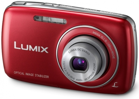 Panasonic Lumix DMC-S3 5