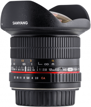 Samyang 12mm 1:2.8 ED AS NCS 2