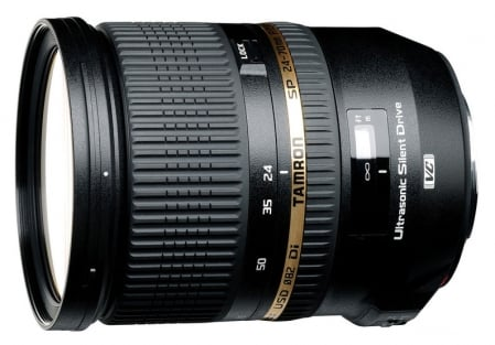 Tamron SP 24-70mm f/2.8 DI VC USD 1