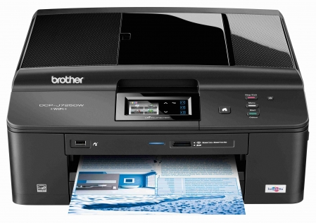 Brother DCP-J725DW 1