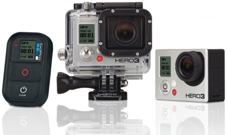 GoPro Hero3 Black Edition 3