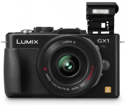 Panasonic Lumix DMC-GX1 6