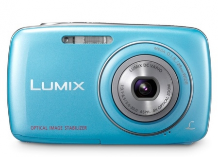Panasonic Lumix DMC-S3 6