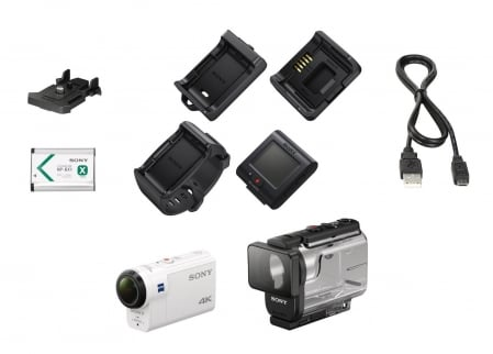 Sony FDR-X3000R Action Cam 15