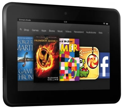 Amazon Kindle Fire HD 7 4