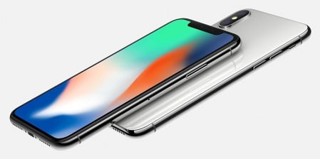Apple iPhone X 8