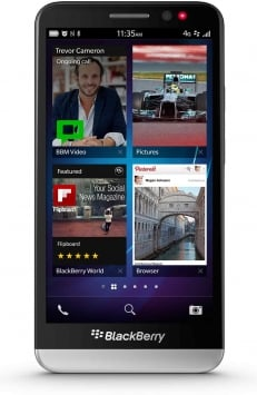 BlackBerry Z30 1