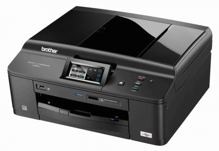 Brother DCP-J725DW 2
