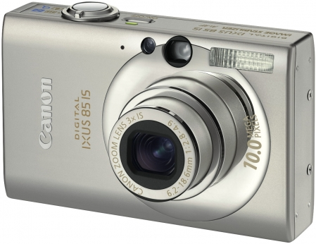 Canon IXUS 85 IS (PowerShot SD770 IS) 1