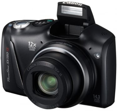 Canon PowerShot SX150 IS 2
