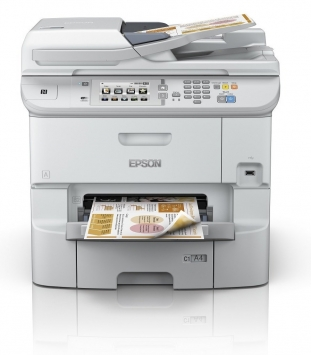 Epson WorkForce Pro WF-6590 2