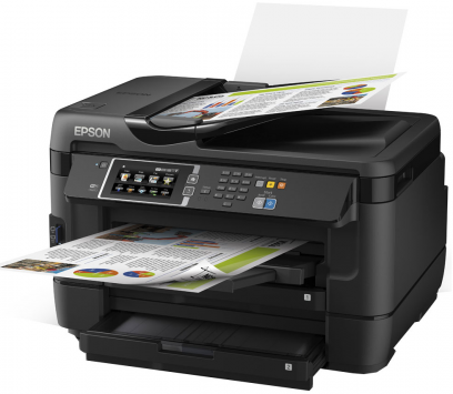 Epson WorkForce WF-7620 2