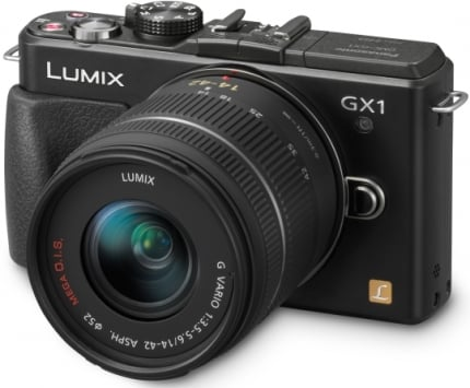 Panasonic Lumix DMC-GX1 7