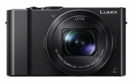 Panasonic Lumix DMC-LX10 (LX15) 1