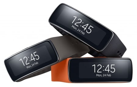 Samsung Gear Fit 6
