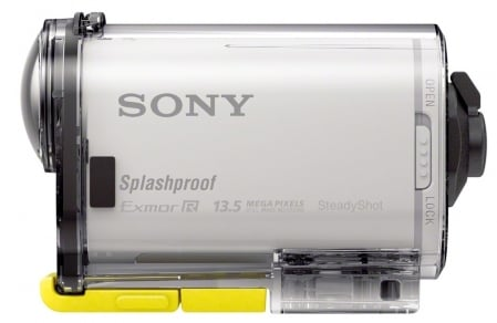 Sony  HDR-AS100V 1