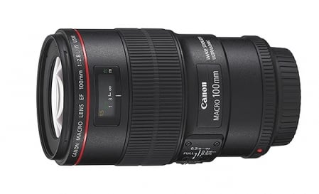 Canon EF 100 mm f/2.8 USM L IS macro 1