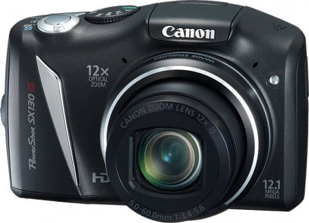 Canon PowerShot SX130 IS 1