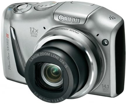 Canon PowerShot SX150 IS 3