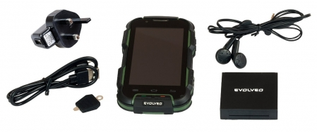 Evolveo StrongPhone D2 2