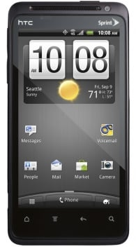 HTC EVO Design 4G 1