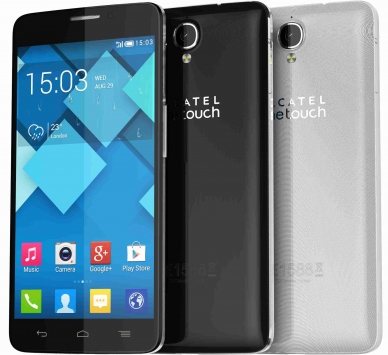 Alcatel OneTouch Idol X+ 3