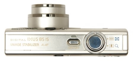 Canon IXUS 85 IS (PowerShot SD770 IS) 3