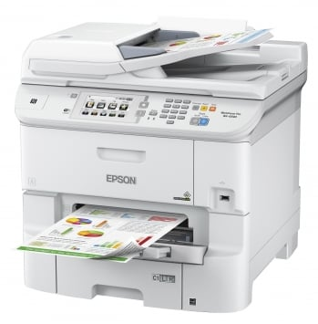 Epson WorkForce Pro WF-6590 4