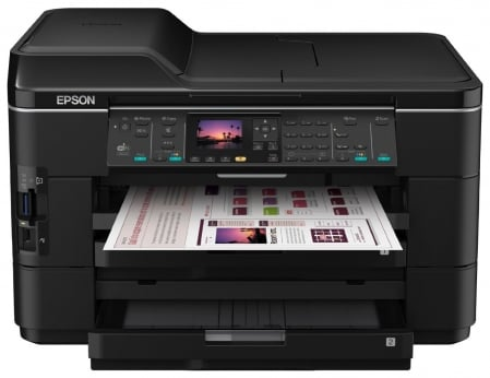 Epson WorkForce WF-7525 1