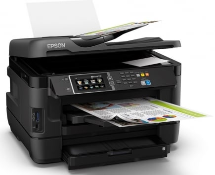 Epson WorkForce WF-7620 6