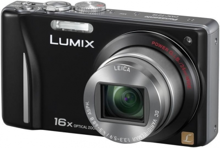 Panasonic Lumix DMC-TZ19 1