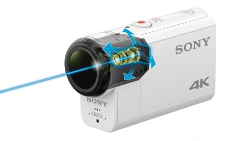 Sony FDR-X3000R Action Cam 19