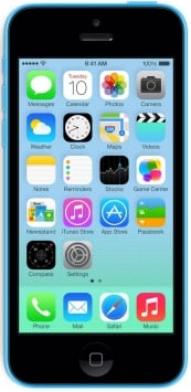 Apple iPhone 5C 1