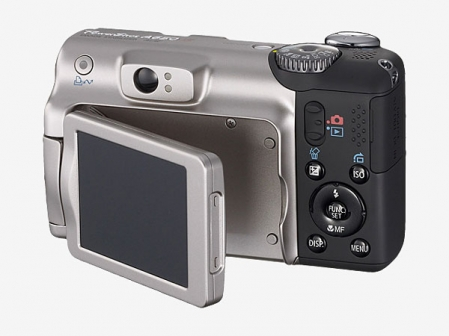 Canon PowerShot A650 IS 2