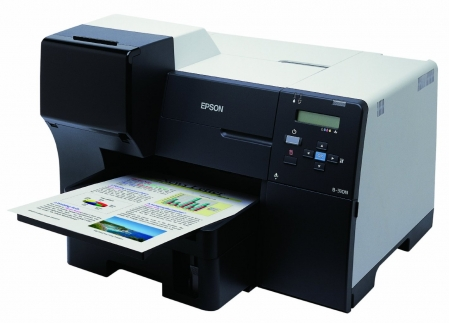 Epson Business Inkjet B310N 7