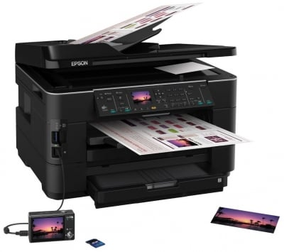 Epson WorkForce WF-7525 4