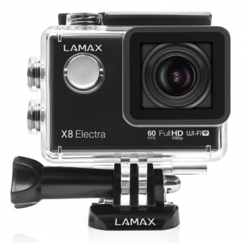 LAMAX ACTION X8 Electra 1