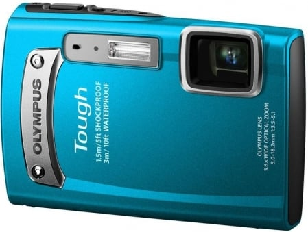 Olympus Tough TG-320 2