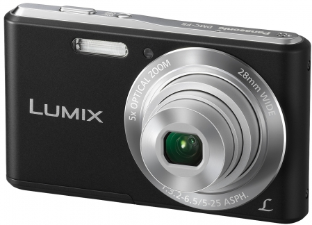 Panasonic Lumix DMC-F5 2